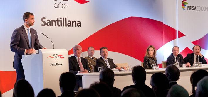Acto de Celebración del 50 Aniversario_Madrid