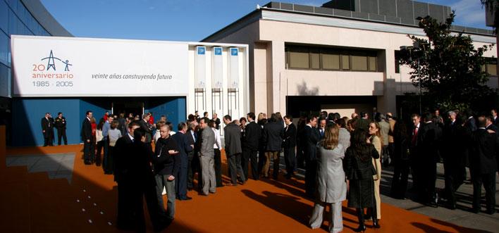 Acto de Cierre del 20 Aniversario _Madrid
