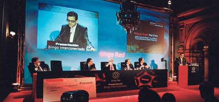 Acto de Presentación Bingo Red_Sevilla