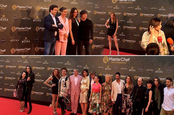 Inauguración Restaurante MasterChef - Madrid - Agencia de Eventos GRUPO INK