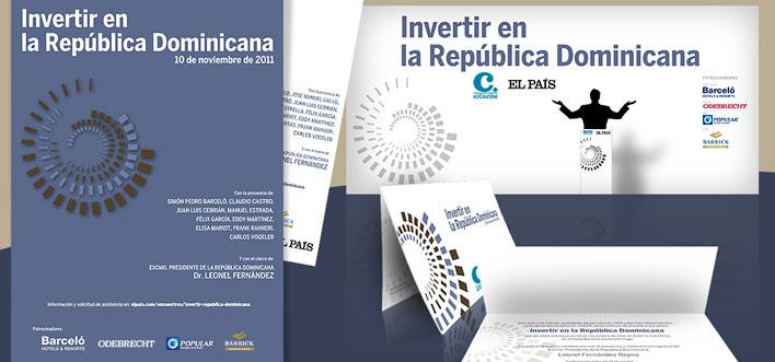 Anuncio en Prensa - Invertir en la República Dominicana