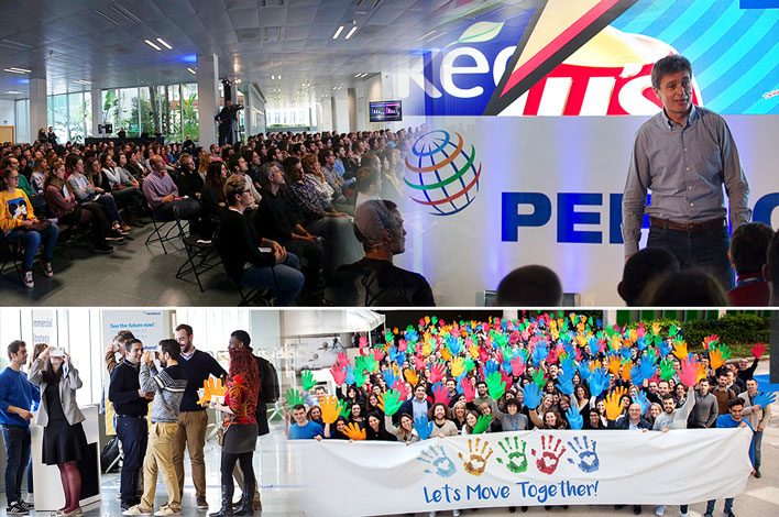 Destination Management Company, Barcelona - PEPSICO - Welcome Home Action - Spain