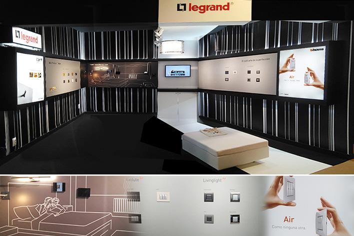 Stand Ferial Madrid - Diseño y Montaje de Stands GRUPO INK
