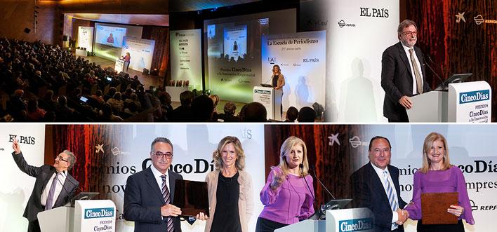 Entrega de Premios a la Innovación