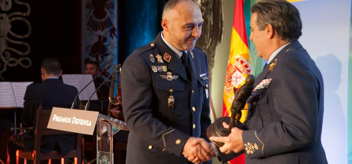 Entrega de Premios Defensa 2013