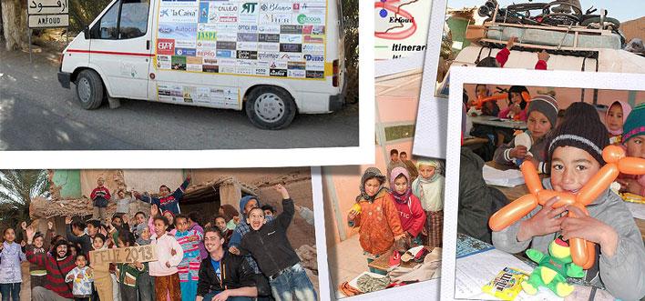 Proyecto Solidario Erfoud