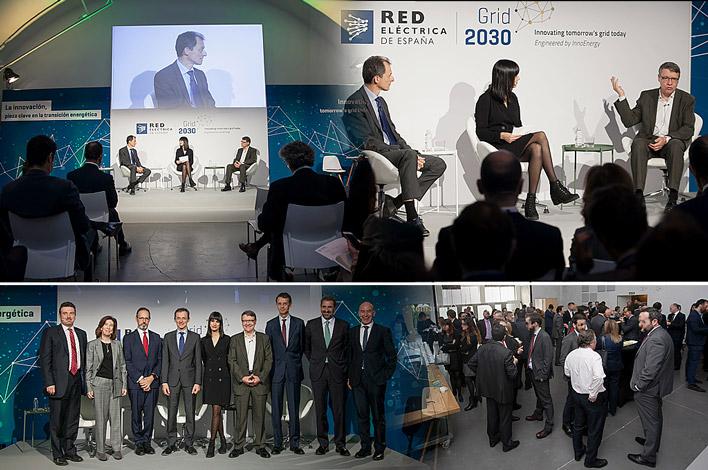 Presentación Programa Grid2030 - Red Eléctrica de España - GRUPO INK Agencia de Eventos