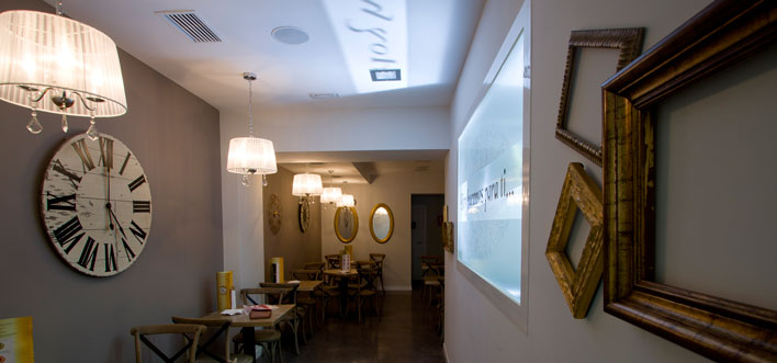 Reforma Integral Madrid Pastelería Cafetería