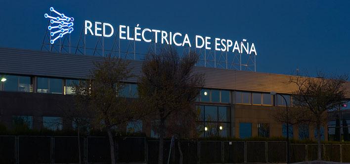 Rotulación Corporativa Sede de Madrid y A Coruña