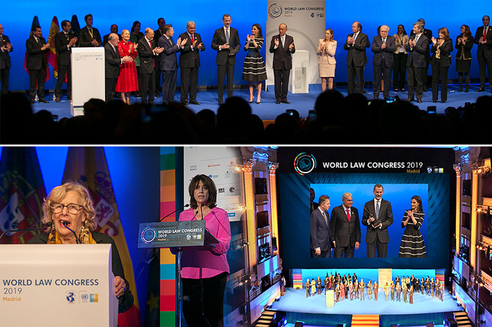 World Law Congress - Teatro Real de Madrid - Agencia de Eventos Internacionales