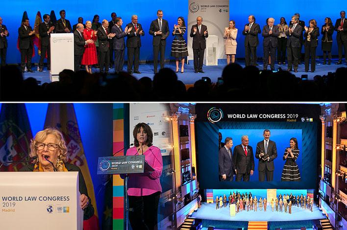 World Law Congress - Teatro Real de Madrid - Agencia de Eventos Internacionales