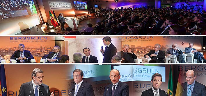 Berggruen Institute on Governance - Project Europe Madrid Town Hall